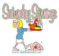 Saturdaystirrings